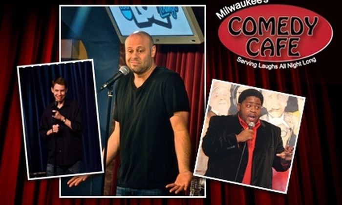 Comedy Café - Lower East Side: $10 for Six Tickets to Upcoming Shows at Comedy Café (Up to $60 Value)