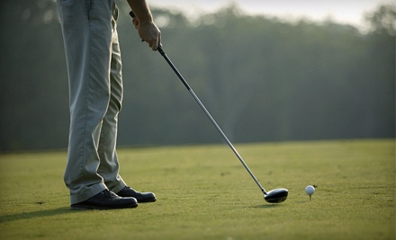 Weekday Golf Outing for One Valid Mon.-Fri. (a $63 value) - Stone Creek Golf Course in Williamsburg