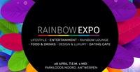 Billet d'entrée pour la Rainbow Expo pour 1 ou 2 personnes à partir de 4,99€ au Parkloods Noord à Anvers.