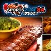 $7 for Casual Fare at Sportszone84