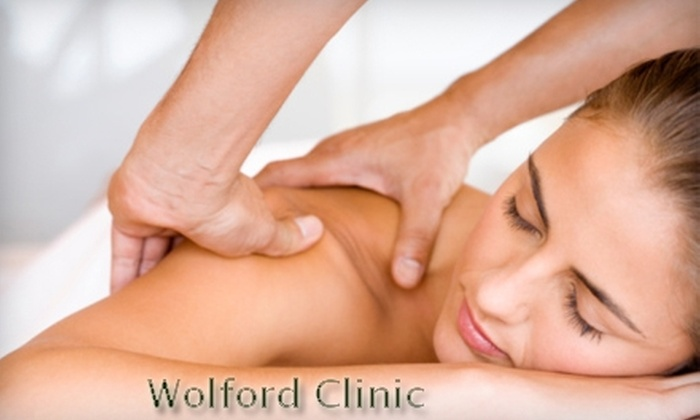 Wolford Clinic - Ridge View: $30 for a One-Hour Swedish Massage at Wolford Clinic in Prairie Village ($75 Value)