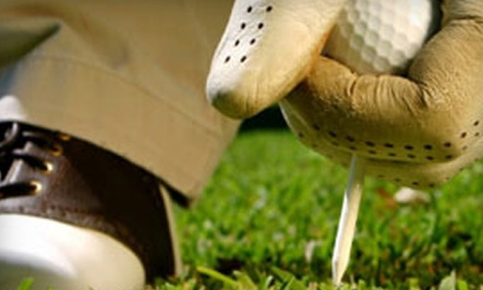 Windy Hill Sports - Midlothian: $12 for Nine Holes of Golf and Cart Rental at Windy Hill Sports Complex in Midlothian ($25 Value)