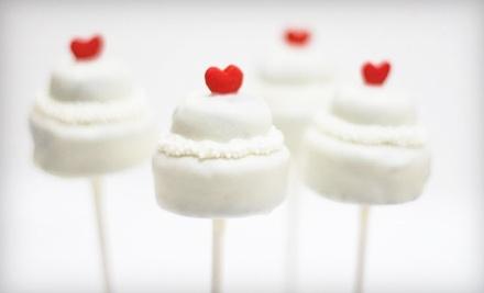 1 Dozen Cake Pops (a $24 value) - Steve's Sweet Treats Bakery in Fayetteville