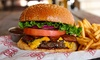 Burger & Beer Joint - Sarasota: All-American Gourmet Burger Experience for Two or Four at Burger & Beer Joint - Sarasota (Up to 44% Off)