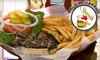 Pelican Larry's - Multiple Locations: $8 for $16 Worth of Seafood and Drinks at Pelican Larry's