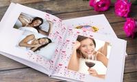 1 livre photo (30x30 cm) de 28, 40, 100 ou 140 pages dès 11,99 € (jusquà 82% de réduction)