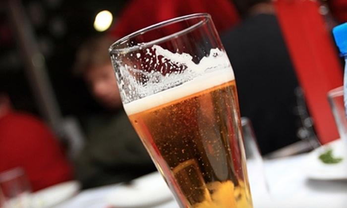 Michigan Beer Cellar - Sparta: $20 for $40 Worth of Craft Beers and Pub Fare at Michigan Beer Cellar in Sparta