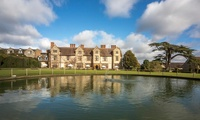 Afternoon Tea with Optional Champagne for Two at Billesley Manor Hotel Restaurant (50% Off)
