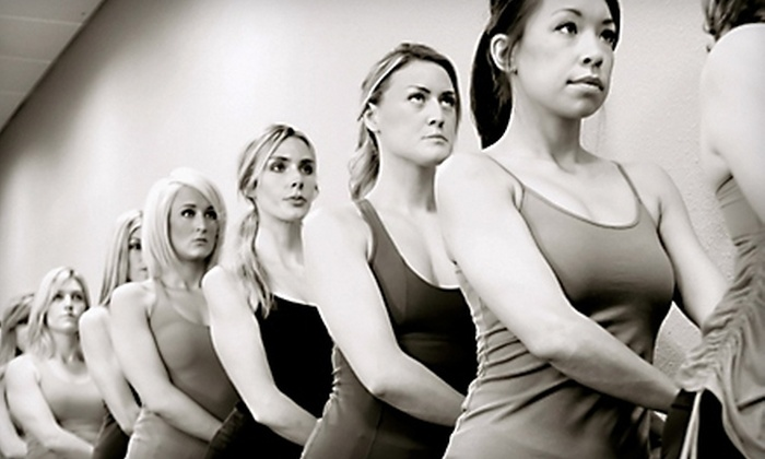 Pure Barre - Multiple Locations: $55 for Five Classes at Pure Barre ($110 Value)