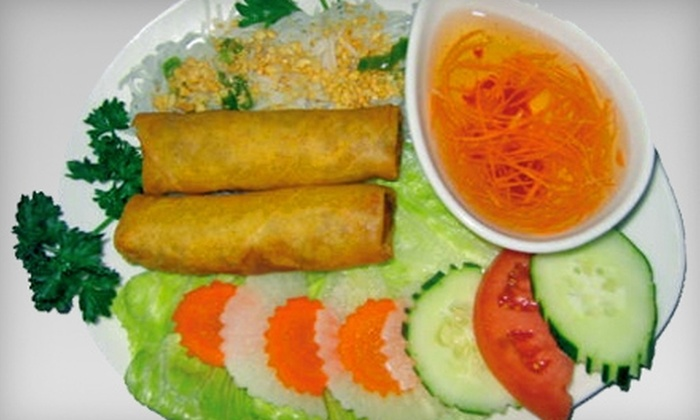 Pho Horn's - Pawtucket: $15 for $30 Worth of Vietnamese Fare and Drinks at Pho Horn's in Pawtucket