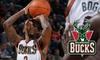 Milwaukee Bucks - Kilbourn Town: Ticket to Milwaukee Bucks Game. Choose from Five Options