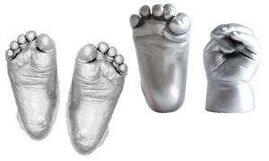 Kit de moulage empreintes de bébé