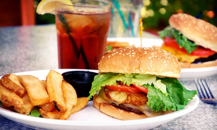 The Englander Sports Pub & Restaurant - Old San Leandro: Bar Fare and Beers for Two or Four or More at The Englander Sports Pub & Restaurant in San Leandro (Up to 67% Off)