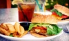 Englander Sports Pub - Old San Leandro: Bar Fare and Beers for Two or Four or More at The Englander Sports Pub & Restaurant in San Leandro (Up to 67% Off)
