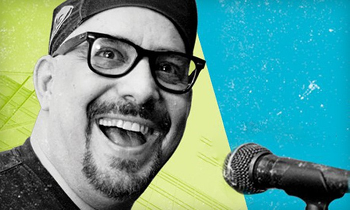 """Pat DiNizio's """"Confessions of a Rock Star"""" - Las Vegas: Two Tickets and Two Drinks to Pat DiNizio's """"Confessions of a Rock Star"""" at Crazy Girls Showroom (Up to $98.20 Value)"""