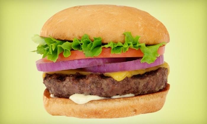 Larkburger - Fort Collins: $10 for $20 Toward Gourmet Burgers and More at Larkburger in Fort Collins