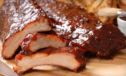 $14 Groupon to Old Style Bar-B-Q - Old Style Bar-B-Q in Olive Branch