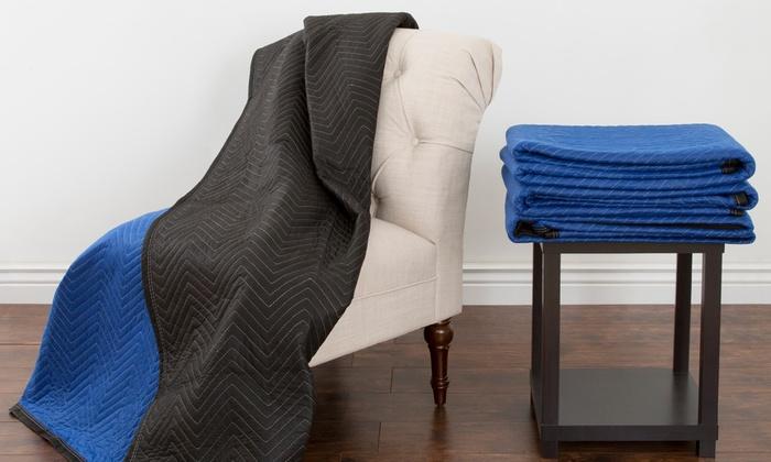 Stalwart Non-Woven Padded Moving Blanket
