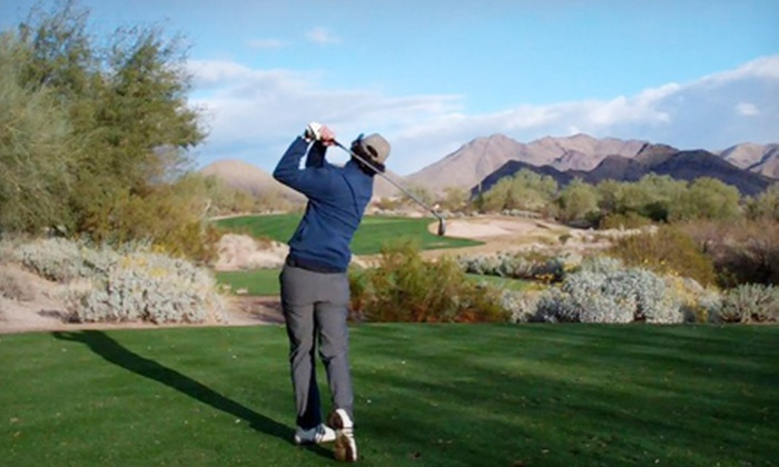 Expert Golf AZ - South Scottsdale: Private Golf Lesson for One or Two with Tyler Christensen from Expert Golf AZ (Up to 82% Off)
