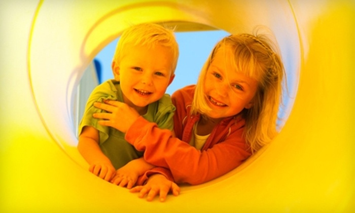 KidzStreet - Edmond: $20 for Six Hours of Drop-In Child-care at KidzStreet in Edmond ($43.50 Value)