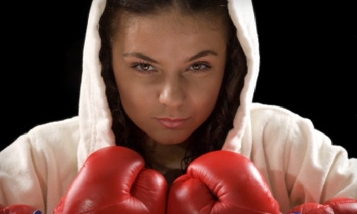 9Round - Madison: $24 for a One-Month Gym Membership to 9Round ($49.95 Value)