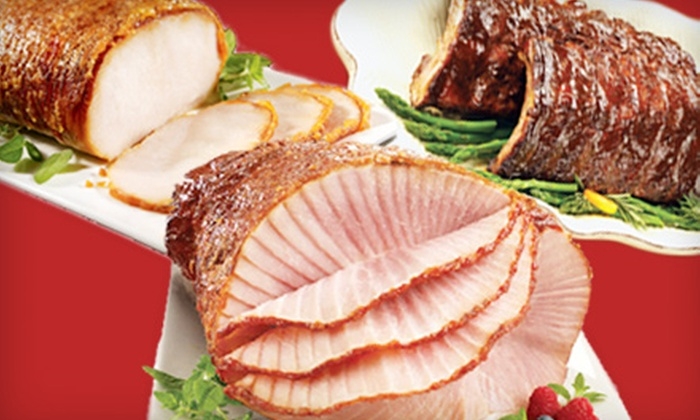 HoneyBaked Ham - Sioux Falls: $25 for $50 Worth of Gourmet Meats, Café Fare, and Catering at HoneyBaked Ham