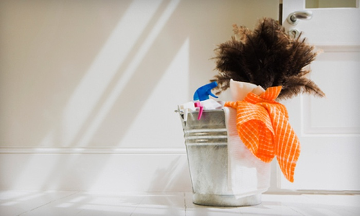 Mop & Bucket Cleaning Services - Waverly Park: Eco-Friendly Housecleaning for 8 or 15 Rooms from Mop & Bucket Cleaning Services (Up to 57% Off)