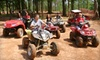 Durhamtown Plantation - Union Point: Off-Road Park Admission and Powersports Rentals at Durhamtown Plantation. Three Options Available.
