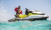 Excursión de 40, 60 o 120 minutos en moto de agua para 1, 2 o 4 personas desde 39,95 € en Waterbuggy Fun