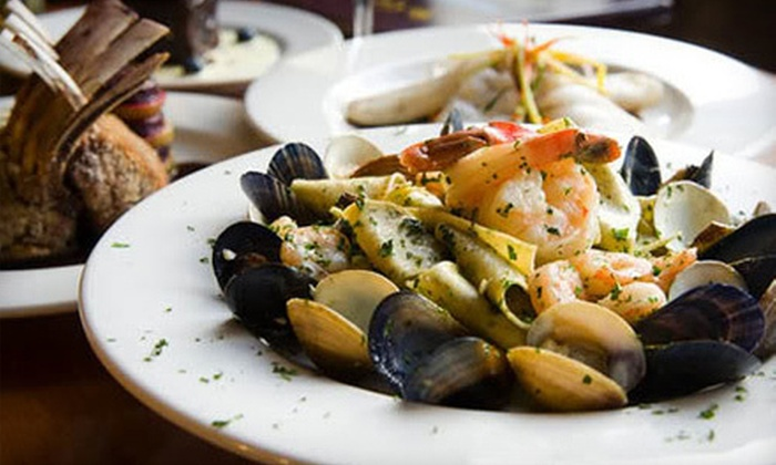 Tre Cugini - Heartside-Downtown: $25 for $50 Worth of Italian Cuisine and Drinks at Tre Cugini