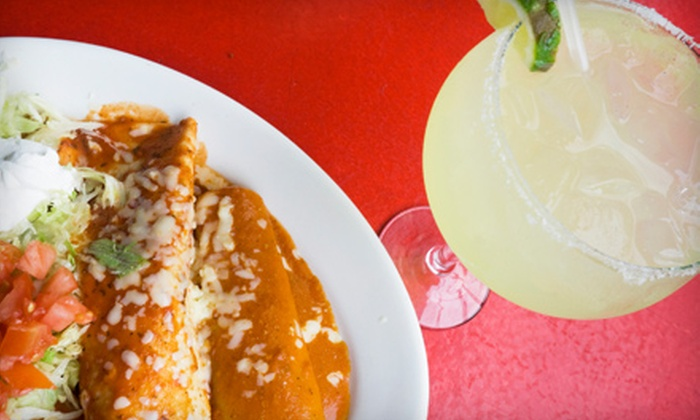 El Mariachi - Multiple Locations: Mexican Fare for Dinner or Lunch at El Mariachi Restaurant