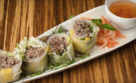 $30 Groupon to Bun Soho and 1 Dessert - Bun Soho in Manhattan