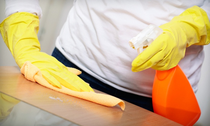 J & A Cleaning Company - Central Area: One, Two, or Three Home- or Office-Cleaning Sessions from J & A Cleaning Company