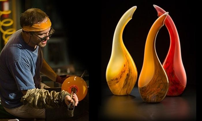 Bernard Katz Glass - Manayunk: $25 for $50 Worth of Hand-Blown Glass Designs at Bernard Katz Glass