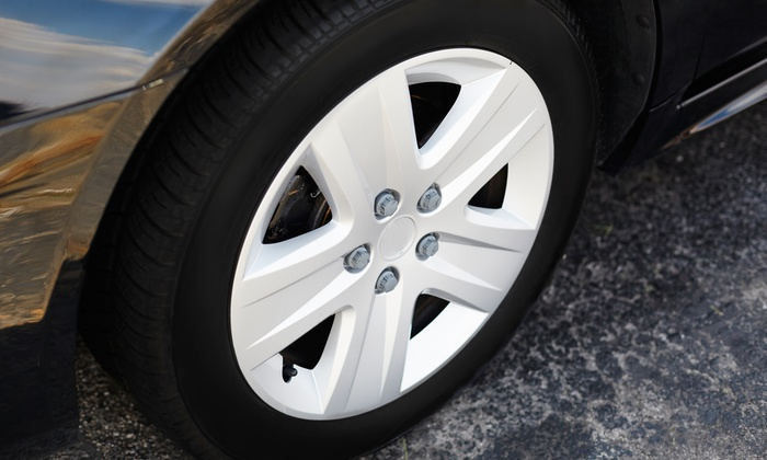 Duluth Goodyear - Suwanee-Duluth: $59 for Computerized Wheel Alignment and Balancing Package at Duluth Goodyear ($127 Value)