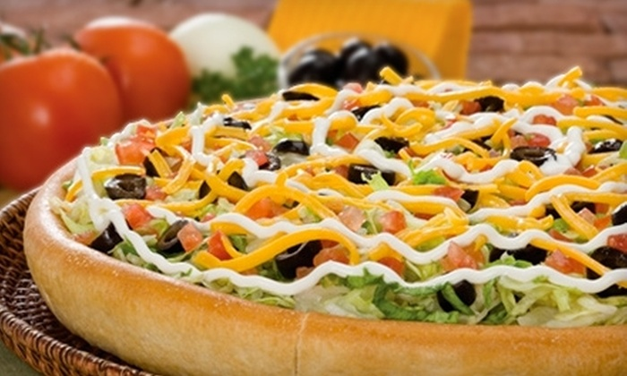 Godfather's Pizza - Multiple Locations: $10 for $20 Worth of Pizza, Wings, Drinks, and More at Godfather's Pizza
