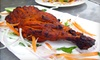 Up to 63% Off Indian Dinner at Fishtail Kitchen in South Weymouth
