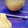 Half Off Beginners' Knitting or Crochet Class