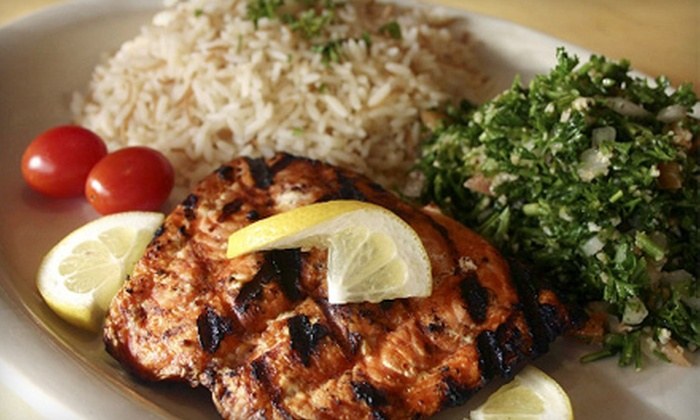 Andy's Mediterranean Grille - Walnut Hills: $20 for $40 Worth of Mediterranean Fare at Andy's Mediterranean Grille