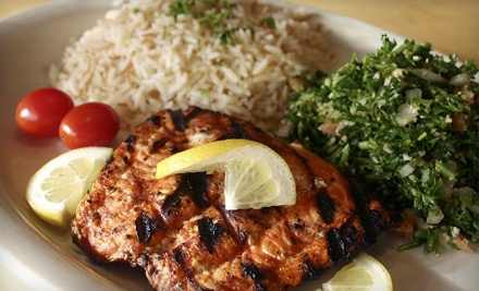 $40 Groupon to Andy's Mediterranean Grille - Andy's Mediterranean Grille in Cincinnati