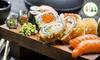 Zestaw sushi: do 86 elementów