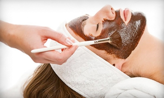 Chocolat Day Spa - Arcadia: $125 for 24-Karat-Gold Specialty Facial and Chocolate Foot Scrub at Chocolat Day Spa in Arcadia ($260 Value)