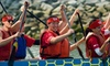 Dragon Zone - Mt. Pleasant: $45 for an Intro to Dragon Boating Program from Dragon Zone at the Creekside Community Centre ($90 Value)