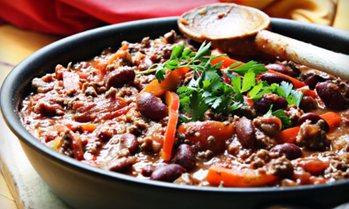 7th Annual Chili Cookoff and Street Festival in the Grand Central District - St. Petersburg: $20 for Outing for Two to 7th Annual Chili Cookoff and Street Festival at the Grand Central District (Up to $40 Value)