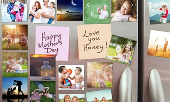 Personalised Fridge Magnets