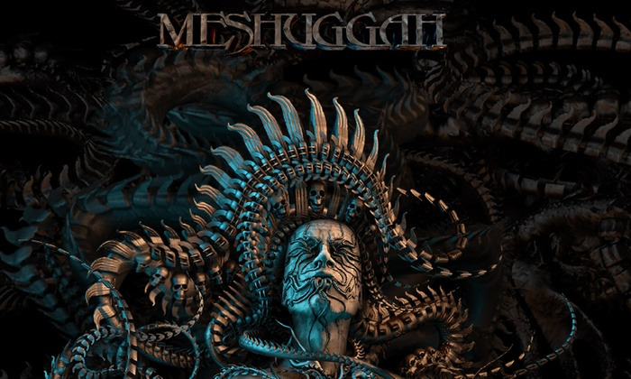 Meshuggah Live - Multiple Locations: Meshuggah, 12 - 20 January, Four Locations, Standing and Balcony tickets from £20.50
