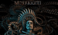 Meshuggah, 12 - 20 January, Four Locations, Standing and Balcony tickets from £20.50