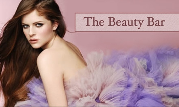 The Beauty Bar - Florida Center: $25 for $50 Worth of Services at The Beauty Bar