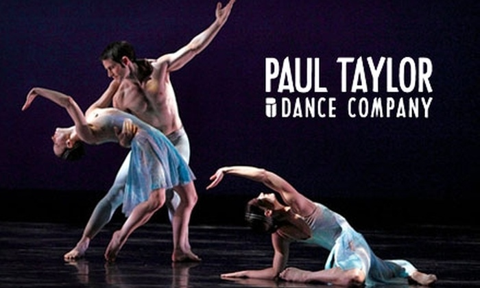 Paul Taylor Dance Company - Clinton: $42 for a Ticket to the Paul Taylor Dance Company at New York City Center ($76 Value). Five Dates Available.