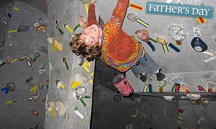 RockSport Indoor Climbing and Outdoor Guiding Center - Queensbury: Indoor or Outdoor Climbing and Rental Gear at RockSport Indoor Climbing and Outdoor Guiding Center in Queensbury